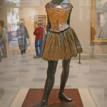 2011: Little Dancer Aged Fourteen - by Edgar Degas
