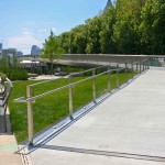 The Nichols Bridgeway - by Renzo Piano