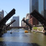 Dearborn Street bridge