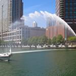 Nicholas J Melas Centennial Fountain..