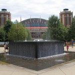 The Gateway Park Fountain