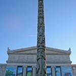 Field Museum: Big Beaver Totem