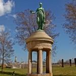 Rosenberg Fountain - by Franz Machtl