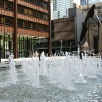 Daley Plaza :Fountain