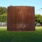 Reading Cones - by Richard Serra..