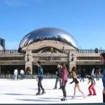 Millennium Park: Ice Rink