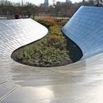 BP Pedestrian Bridge - by Frank Gehry
