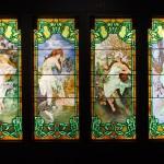 The Four Seasons - after Alphonse Mucha