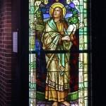 St. Joannes Ev. [St. John, Evangelist] – by Max Guler, Munich Studio, Chicago