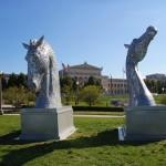 Kelpies - by Andy Scott   [Glasgow, UK]