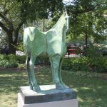 Narrow Horse - by Joseph Sumichrast [Lake Forest, IL]