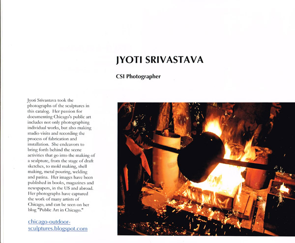 2012 Catalogue: Sculpture Now Exhibit