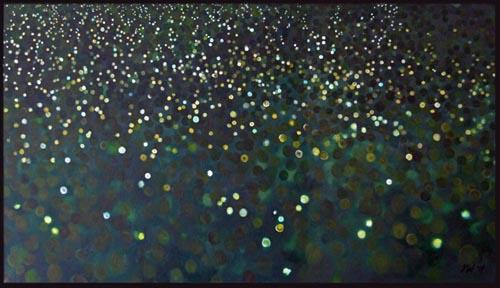 Green Pasture - by Jennifer Webster
