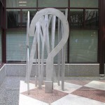 By Jaume Plensa  [20 N Michigan Avenue]