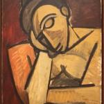 Repose [Fernande Olivier / 1908] MOMA
