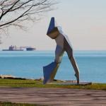 Strut- by Eric W. Stephenson [Chicago, IL]