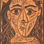 Woman's Head [Jacqueline/ 1964]