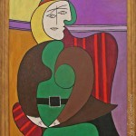 The Red Armchair [Marie-Therese Walter/ 1931]