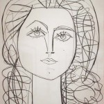 Francoise [1946] Exhibition: Picasso and Chicago