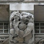 Tribune Tower : Grotesques & Gargoyles