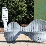 Bronzeville Sculptural Benches – by Various Artists