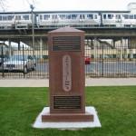 Bronzeville Obelisks