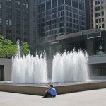 Exelon Plaza Fountain