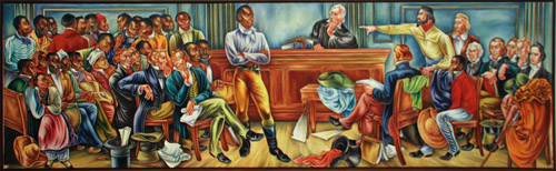 The Trial of the Amistad Captives [1939]