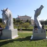 2012:  Sculpture Now: Artwork Along The Lake
