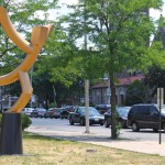 2012: Oak Park Sculpture Walk