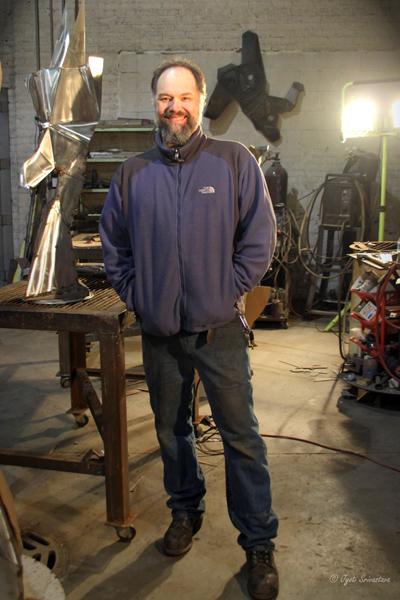 2010 Studio Visit: Eric W. Stephenson