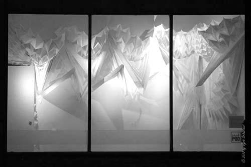 Folded Terrain by Barbara Cooper