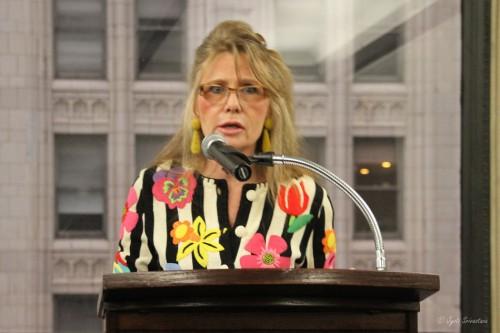 Donna La Pietra [Co-Chairman of Millennium Park, Inc.]
