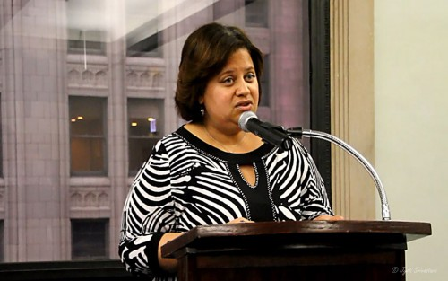 Michelle T. Boone [Commissioner of the City of Chicago's Department of Cultural Affairs and Special Events /DCASE]