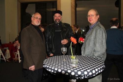 Ron Gard, Eric W. Stephensen and Ted Garner