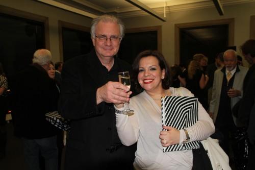 Edward Uhlir and Fabi Ramirez