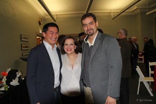 Alexander Lee, Fabi Ramirez and