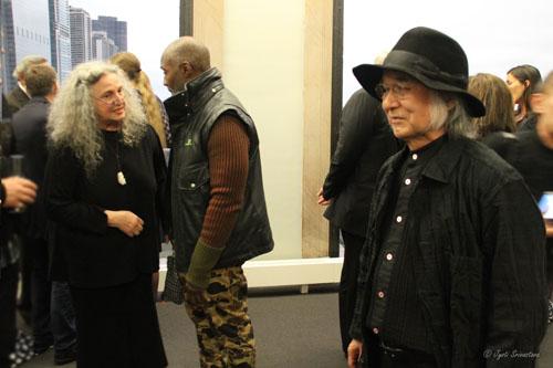 Ree Kaneko, Nick Cave and Jun Kaneko