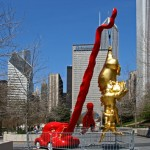A Conversation with Chicago: Contemporary Sculpture From China