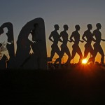 The Runners - by Theodoros Papagiannis