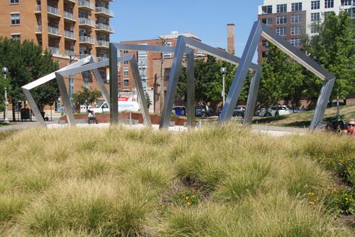 Mary Bartelme Park and Fountain