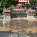 Ron Pande Memorial Fountain