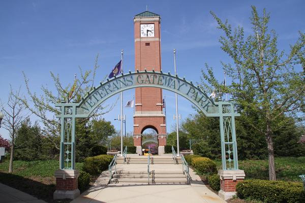 Veterans Gateway Park