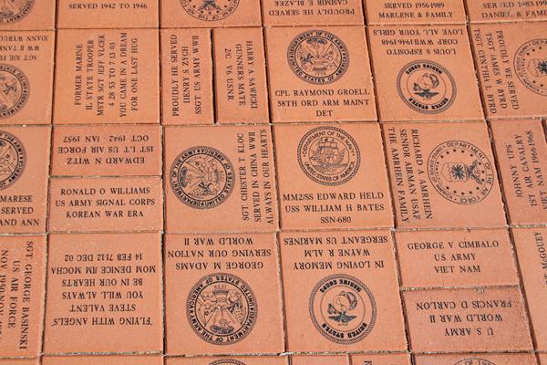 Memorial Brick Program