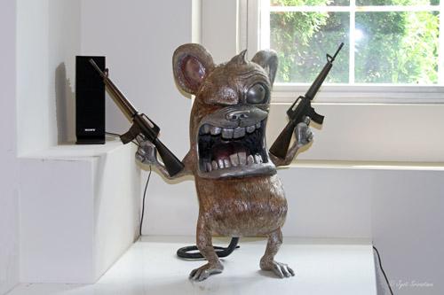 Ratbo - by Erik Lowe