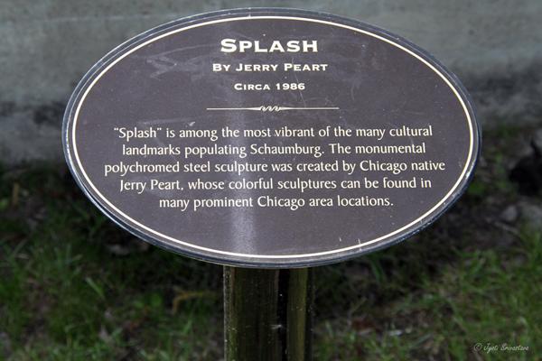 Splash – by Jerry Peart