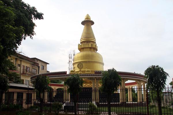Tibetan Nyingma Monastery
