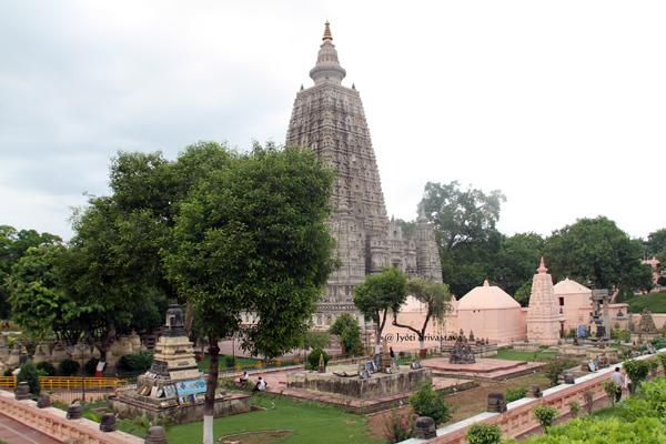 Mahabodhi Complex, Bodh Gaya.