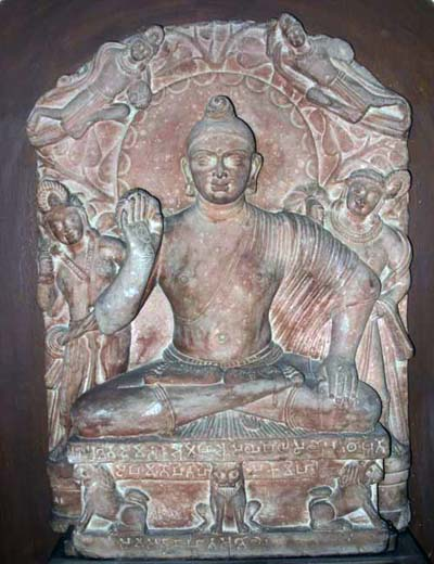 Buddha / Mathura Art