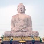 Buddhist Temples and Monasteries of Bodh Gaya.